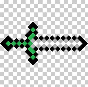 Minecraft Terraria Sword Video Game Mojang PNG