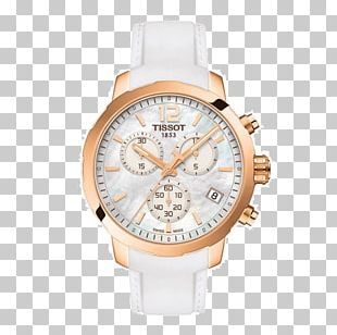 Tissot Watch Chronograph Water Resistant Mark Clock PNG