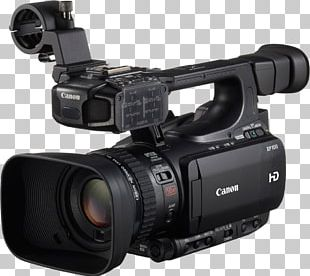 Canon XF100 Camcorder Professional Video Camera Video Cameras PNG
