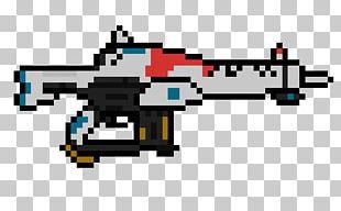 Destiny: Rise Of Iron Firearm Weapon Pixel Art Gun PNG