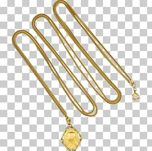 Jewellery Chain Necklace Gold-filled Jewelry PNG