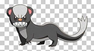 Pokémon Sun And Moon Whiskers Pokémon GO Yungoos And Gumshoos PNG