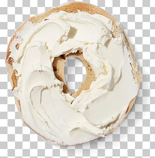 Bagel Cream Cheese Strudel Milk PNG