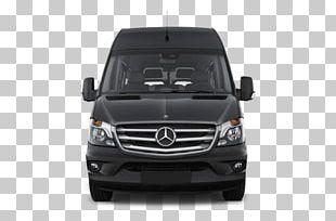 2017 Mercedes-Benz Sprinter Van Car PNG