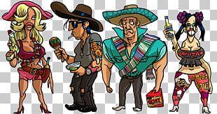 Cinco De Mayo Gringo PNG