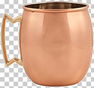 Moscow Mule Buck Cocktail Mug Shot Glasses PNG