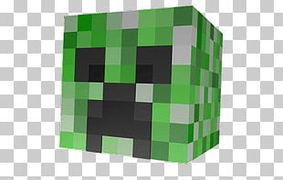 Creeper Head Minecraft PNG