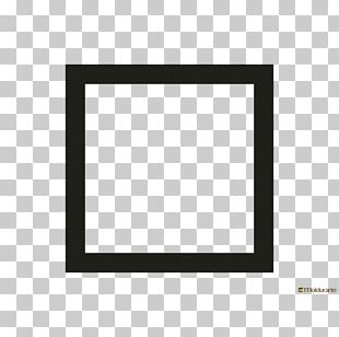 Rectangle Square Line PNG