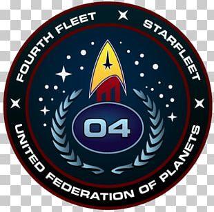 Emblem Badge Logo Symbol United Federation Of Planets PNG