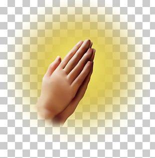 Prayer Gesture Family Blessing God PNG