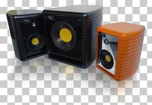 Computer Speakers Dante Loudspeaker Studio Monitor PNG