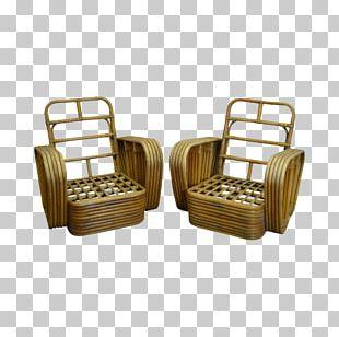 Eames Lounge Chair Garden Furniture Rattan PNG