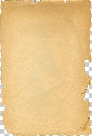 Digital Paper Kraft Paper PNG