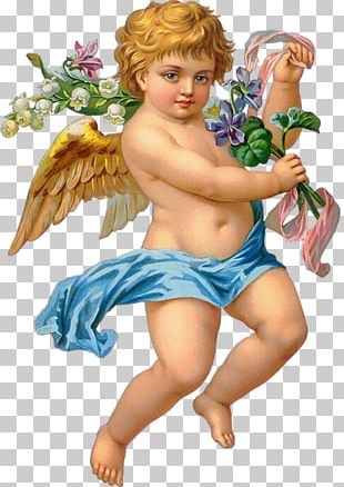 Cherub Angel Cupid PNG