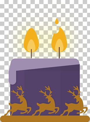 Light Candle Flame PNG