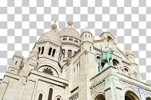 Notre-Dame De Paris Eiffel Tower Musée Du Louvre Sacré-Cœur PNG