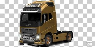 Commercial Vehicle Cargo Semi-trailer Truck PNG