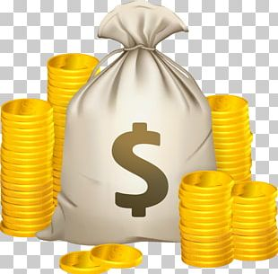 Money Bag Stock Illustration Euclidean PNG