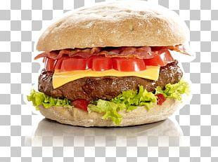 Hamburger Fast Food Buffalo Burger Cheeseburger Chicken Nugget PNG