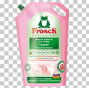 Laundry Detergent Laundry Detergent Frosch Soap PNG