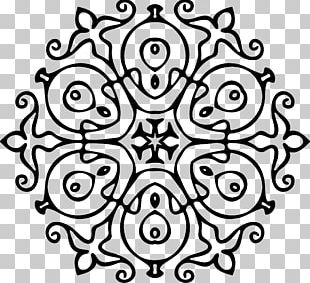 Line Art Ornament Visual Arts PNG