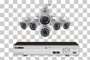 Wireless Security Camera Closed-circuit Television Lorex Technology Inc Surveillance Digital Video Recorders PNG