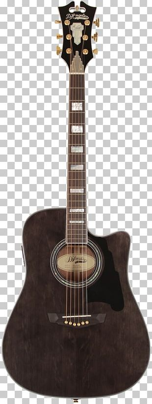 Acoustic-electric Guitar Acoustic Guitar Musical Instruments PNG