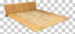 Bed Frame Platform Bed Bed Size Headboard PNG