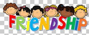 Friendship Day Month Human Behavior Feeling PNG