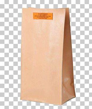 Kraft Paper Shopping Bag PNG