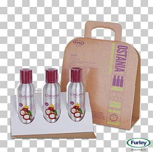 Purple Mangosteen Juice Glass Bottle Drink Xanthone PNG