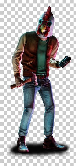Payday 2 Payday: The Heist Hotline Miami 2: Wrong Number Jacket PNG