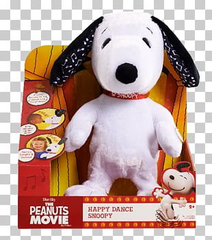 Plush Snoopy Stuffed Animals & Cuddly Toys Peanuts Dance PNG