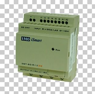 Electronic Component Relay Programmable Logic Controllers Electronics Surface-mount Technology PNG