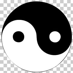 Yin And Yang Symbol Qigong Taoism PNG