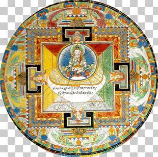Symmetry Mandala PNG