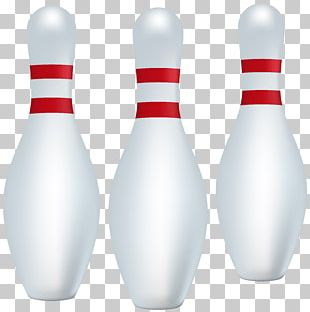 Bowling Pin Ten-pin Bowling Sport Ball Game PNG