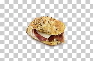 Ham And Cheese Sandwich Fast Food Breakfast Sandwich Pan Bagnat PNG