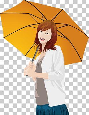 Umbrella Portable Network Graphics Woman Girl PNG