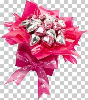 Nosegay Heart Rose Flower Bouquet PNG