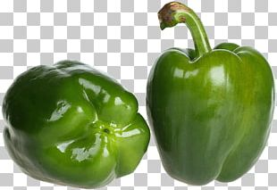 Serrano Pepper Bell Pepper Chili Pepper Fruit PNG