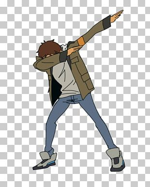 Dab Drawing PNG