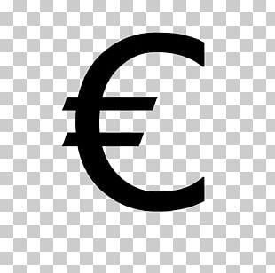 Euro Sign 1 Euro Coin Money Pound Sign PNG