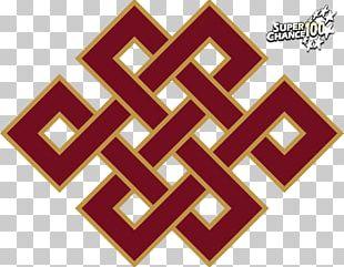 Tibetan Buddhism Endless Knot Tibetan Buddhism Buddhist Symbolism PNG