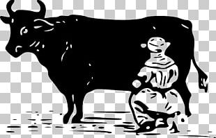 Dairy Cattle Milking Goat PNG