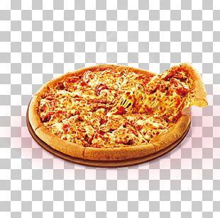 California-style Pizza Sicilian Pizza Tarte Flambxe9e Junk Food PNG
