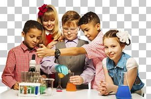 Science Project Child Periodic Table Experiment PNG