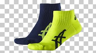 Asics 2 Pack Pulse Sock EU 43-46 Product Design Shoe PNG