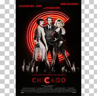 Roxie Hart Mayan Theater Chicago Musical Theatre Film Poster PNG