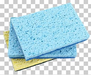 Sponge Tool Cleaning PNG
